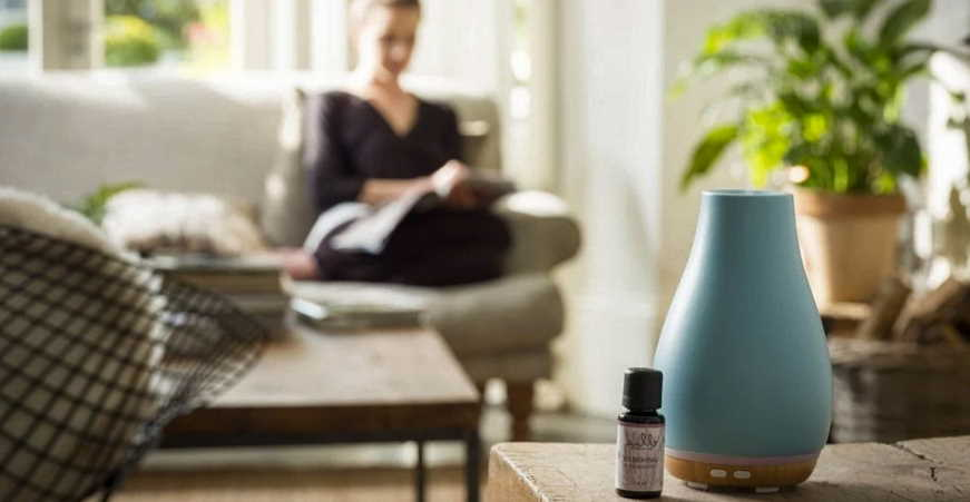 aromatherapy at home